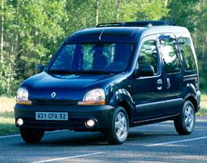 essai renault kangoo i 1 9 l d 55 ch passion automobile info. Black Bedroom Furniture Sets. Home Design Ideas
