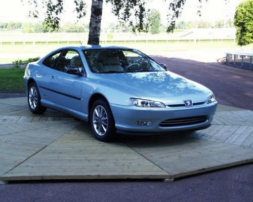 peugeot 406 coupe v6 new autocars news. Black Bedroom Furniture Sets. Home Design Ideas