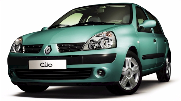 essai renault clio ii 1 4 l 16 s 98 ch passion automobile info. Black Bedroom Furniture Sets. Home Design Ideas